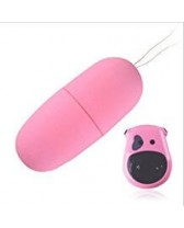 Egg vibrating Wireless pink