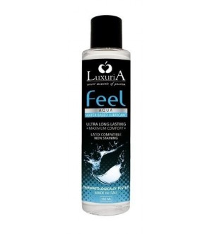 LUBRICANT LUXURIA FEEL AQUA - 150 ML