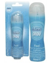 LUBRICANT DUREX PLAY FEEL - 50ML