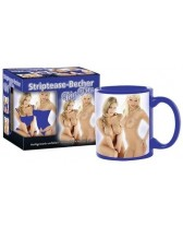 CUP STRIPBECHER GIRLS