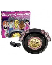 THE GAME OF ROULETTE WITH STRIPPING ROULETTE