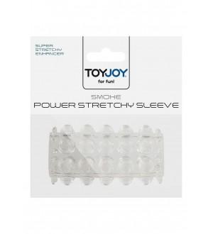 Power Stretchy Sleeve Clear