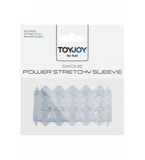 Power Stretchy Sleeve Blue