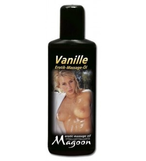 MASSAGE OIL MAGOON VANILLE - 100 ML
