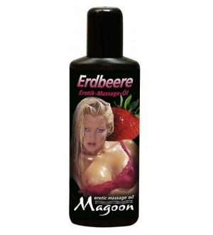 Olio Per Massaggi Magoon Fragola - 100 ml