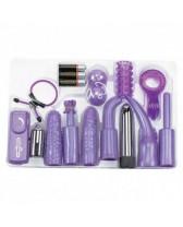 Kit Mega Purple Sex Toy Kit