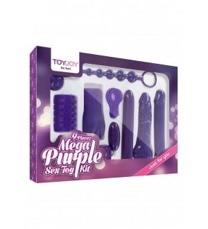 Kit Mega Purple Sex Toy