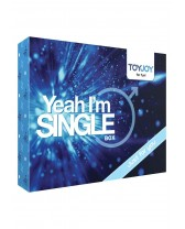 Kit ToyJoy Yeah I Am Single Box Male