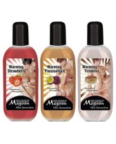 Olio per massaggi Magoon Warming Set