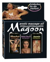 Set Trio Magoon 50 ml