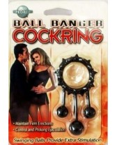 ANELLO PER PENE BALL BANGER COCK RING