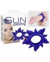 Anello per Pene Cockring Blu