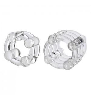 Anello per Pene Colt Enhancer Rings Clear