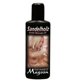 OLIO PER MASSAGGI MAGOON Sandelholz 100 ml