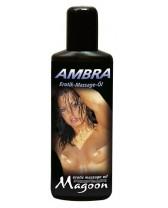 OLIO PER MASSAGGI MAGOON Ambra 100 ml
