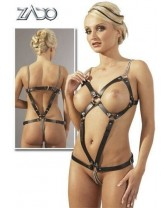 HARNESS WITH CHAIN ZADO