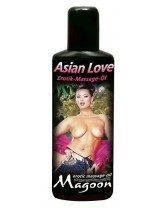 MASSAGE OIL MAGOON Asian Love 100 ml