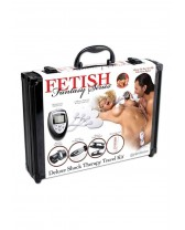 KIT ELECTROSTIMULATING FF DELUXE SHOCK THERAPY TRAVEL KIT