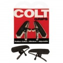 Pinzette per Capezzoli Stimolatori con la Vibrazione Colt