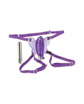 Mini vibrator wearable VENUS BUTTERFLY