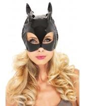 Maschera Gatto di Vinile Cat Woman