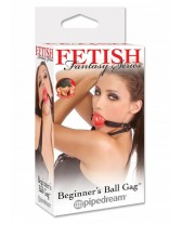 Beginners Ball Gag - Red