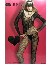 SUIT SEXY CATSUIT DOUBLE FANTASY ONE SIZE