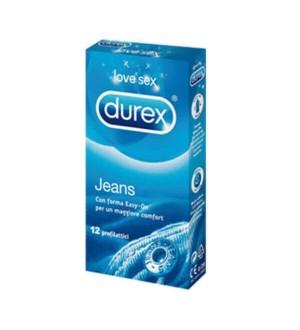 Preservativi Durex Jeans - 12 pezzi