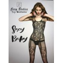COMPLETO SEXY BOUNDAGE BABY TOP