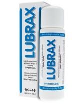 LUBRIFICANTE ANALE INTIMATELINE LUBRAX WATERSILICONE BASED CON ALOE VERA - 100 ML