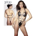 BODY WITH STRAPS OUVERT ZADO