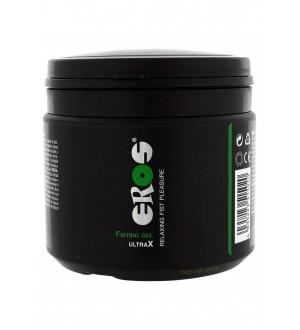 Lubrificante Gel Eros Fisting Gel Ultrax 500 ml