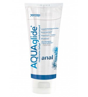 LUBRIFICANTE ANALE AQUAGLIDE ANAL 100 ML