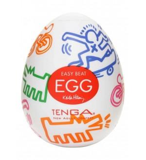 Masturbatore Tenga Keith Haring Egg Street