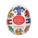 Masturbatore Tenga Keith Haring Egg Dance