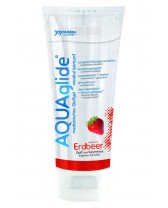 Lubrificante Aquaglide Strawberry - 200 ml